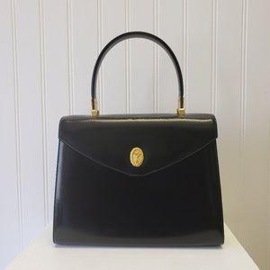 1960s - 1970s vintage kimijima kelly bag